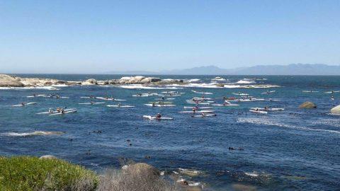 Paddleski and Kayak facilities