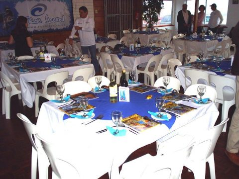 Full club functions and wedding facilities