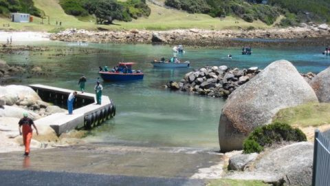 Fully upgraded Recreational and Commercial Slipway